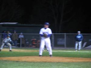 Ram - Panther Baseball