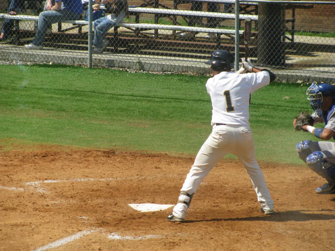 Gaby Santiago went 6 of 7 on the day, including 3 infield singles