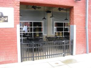 Two Story Resteraunt attatched to the Stadium - This would be a nice addition.