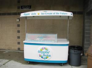 Options on the Ice Cream...