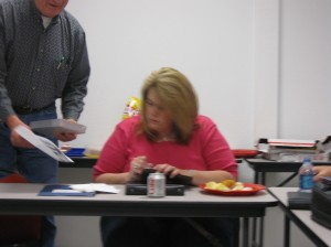 Luray Wranglers GM Diane Buckley