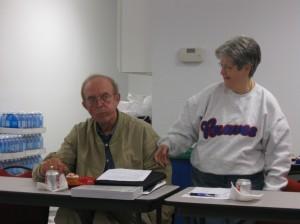 Kay & Boyd of the Staunton Braves