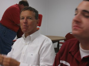 Mr. Caruthers of Rockbridge Rapids