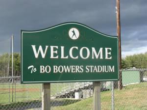 Welcome to Bo Bowers Baseball Stadium