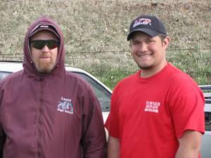 JV Coach Randy Smith & Asst. Ryan Carroll