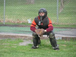 And where there is a pitcher, there has to be a catcher.