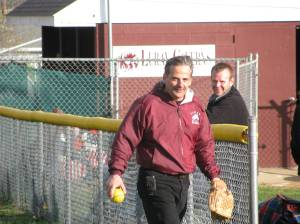 Assistant Coach Jeff Hilliard
