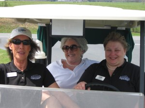 3 of the Lovely Ladies that helped Donna run the event.