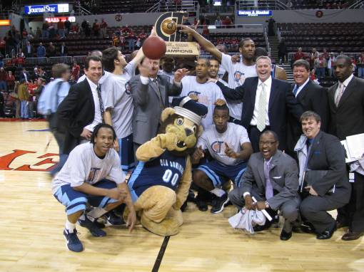 ODU wins the Championship of the College Inider.com tournament!