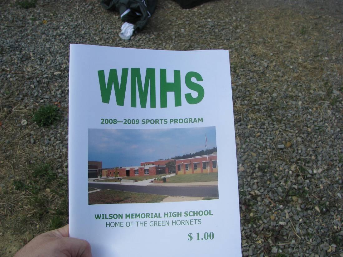 2008-2009 Spring Sports Program