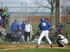 Fort at the Plate