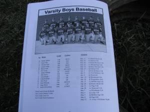 Wilson Memorial Roster