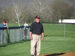 Generals Head Coach Mike Hunt
