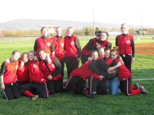 More relaxed Team Photo