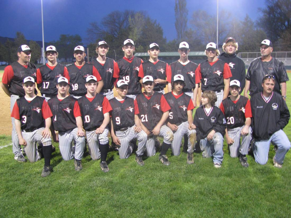 Team Photo of the Generals 2008-2009