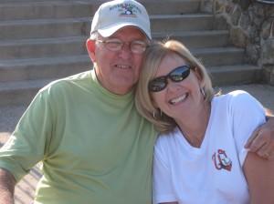 Jeff's Dad & Stu's wife
