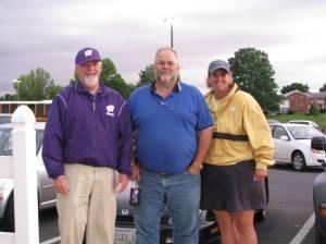 The Waynesboro High School Brain Trust hosting the Regional Action