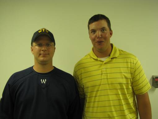 Andy Chalot & Kurt Davidson of The Generals
