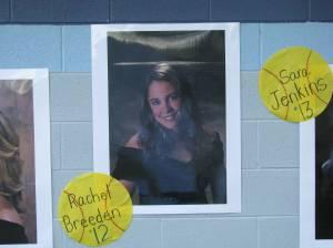 #12 - Rachael Breeden