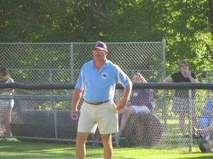 Shenandoah District Coach of the Year - Panthers Alan Knight