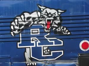 Rockbridge County Wildcats were in town for a Twin Bill