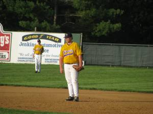 Yellow Jersey = Game 2
