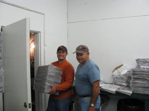 Ryan & Mr. Juno Carroll - W/E help @ CCD