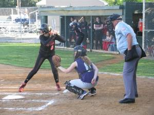 1ST Inning Action