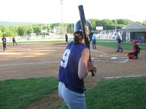Jaclyn Ayers in the On Deck Circle