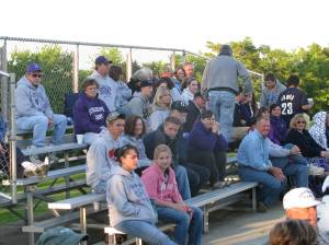 Some of the Purple Faithful