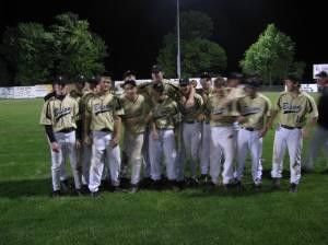 The lighter side of Gap Baseball...