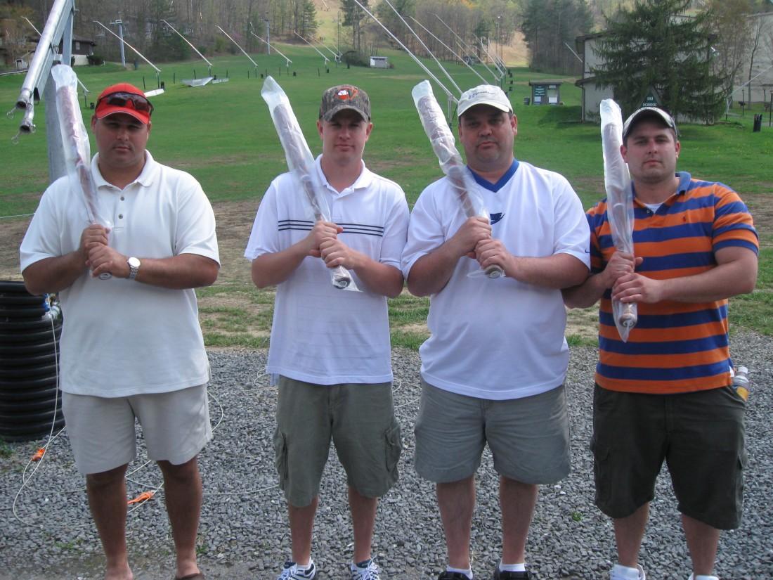 Low Gross Champions 2009