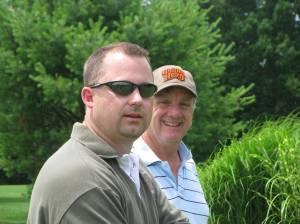 Dan Simpson  of the Washington Post and Bill Meade