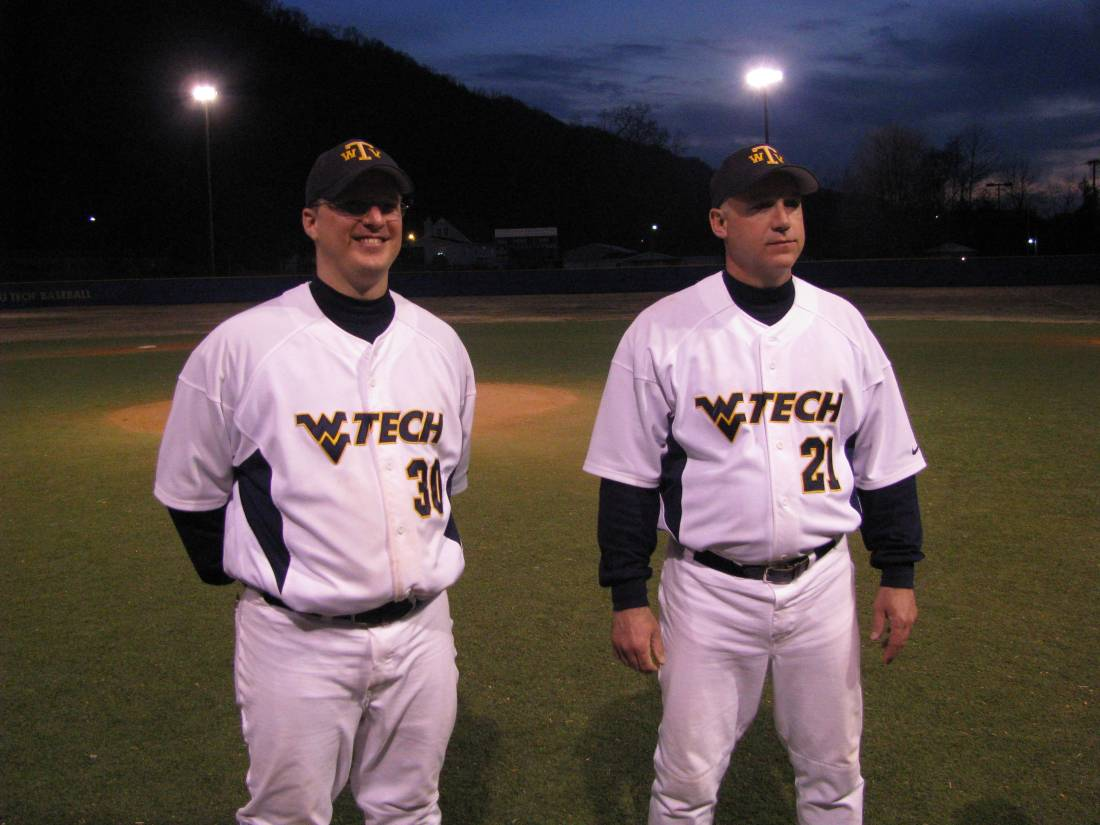 The Dynamic Duo of the Baseball Side...