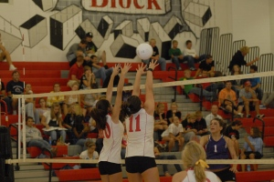 Generals at the Net