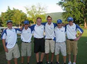 Central High Golf 2009-2010